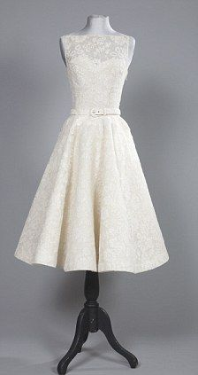 Audrey Hepburn's 1954 Oscar gown, designed by Edith Head. So second dress, yes