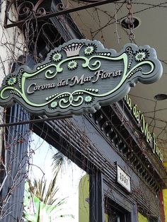 Corona del Mar Florist - California