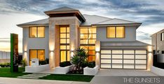 Lifestyle Display Homes: The Sunsets. Visit www.localbuilders.com.au/display_homes_perth.htm for all display homes in Perth