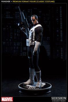 Punisher (Justiceiro) – Estátua Marvel Premium Format