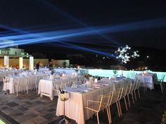 Waiting for the newlyweds! #Wedding #AnemiHotel #Folegandros