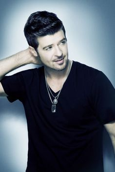 Robin Thicke, there is just something about him ❤