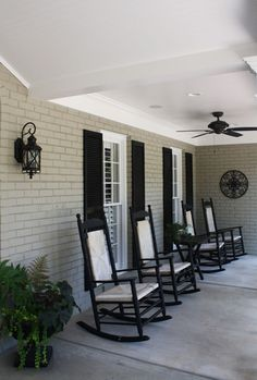 Green Basements & Remodeling - Exterior traditional porch