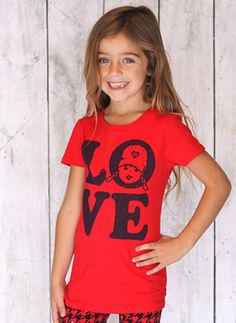 Raise strong girls | LOVE T Shirts
