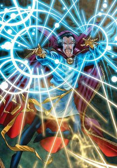 Doctor Strange (Marvel Comics).