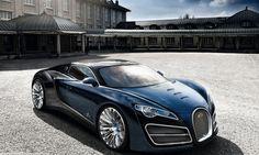 Bugatti mulls hybrid follow-up to Veyron supercar | Electric ...