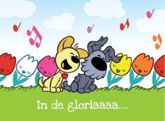 Woezel en Pip zingen Happy Birthday Cards, Birthday Wishes, Happy B Day, Cartoon Kids, Christmas Wishes, Kids Cards, Birthday Quotes, Winnie The Pooh, Party Themes