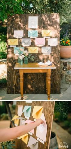 An outdoor wedding at Clos La Chance photographed by Delbarr Moradi. Garden Party Wedding, Wedding Art, Wedding Images, Wedding Designs, Apple Decorations, Wedding Decorations, Pastel Photography, Book Photography, Samantha Wedding