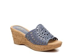Spring Step Lovey Wedge Sandal Women's Shoes | DSW