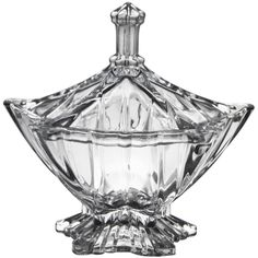 BOMBONIERE DE CRISTAL ROYALS - Prime Home Decor