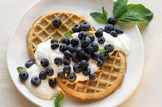 9. If You Like Toast…Try Whole-Grain Waffles