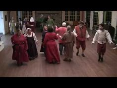 Gathering Peascods - English Country Dance - Walpurgisnacht - YouTube