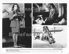 Hudson Hawk Photo Da Vinci Glider Bruce Willis, Andie MacDowell