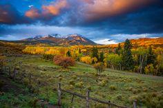 A Perfect Colorado Sunrise