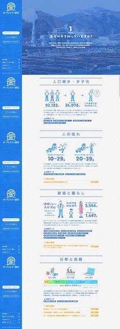 左サイドにメニューを配置したページ Homepage Design, Best Web Design, Banner Design, Flyer Design, Pamphlet Design, Diagram Chart, Japanese Graphic Design, Ui Web, Japan Design