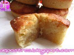 Almond sponge cake with angel hair, Petitchef Recipe - Cupcakes Sponge Cake Easy, Lemon Sponge Cake, Sponge Cake Recipes, Fondant Cake Tutorial, Fondant Cupcakes, Cupcake Cakes, White Chocolate Cupcakes, Chocolate Sponge Cake, Easy Cupcake Recipes