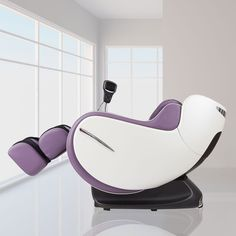 The Best 3D Kahuna Lilac Massage Chair LM-8800
