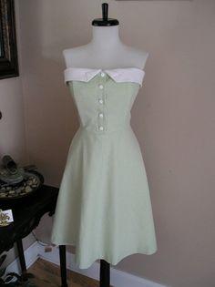Love this Seersucker dress