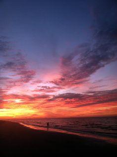 Sanibel Florida Sunrise, have seen many a sunset but can't quite make it to a sunrise, beautiful Beautiful Sky, Beautiful Scenery, Beautiful Landscapes, Sanibel Florida, Captiva Island, Dawn And Dusk, Sea And Ocean, Sunshine State, Sunrises