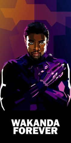 Fan art of Black Panther. I think this movie is one of the best from Marvel. Black Panthers, Black Panther Marvel, Black Panther Art, Black Panther Quotes, Marvel Comics, Marvel Art, Marvel Heroes, Best Marvel Movies, Black Panther Chadwick Boseman