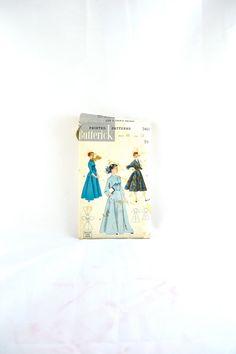 1950s Vintage Butterick Pattern 7461 Misses by TabbysVintageShop, $15.00