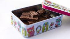 Gesunde Schokolade