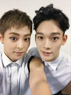Xiumin (Minseok) Chen (Jongdae)