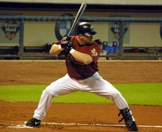 Jeff Bagwell - Always loved his Batting stance!