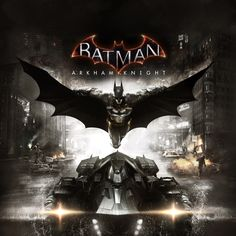 The Batman game we deserve! #BetheBatman
