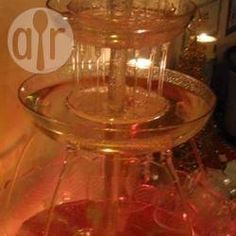Mock Raspberry Champagne Punch @ allrecipes.com.au