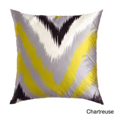 These Flare Decorative pillows will add a dash of luxury to any sofa or chair. This set of two throw pillows features a knife edge that will coordinate beautifully with your design theme.