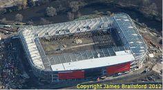 Rotherham United F.C. - New York Stadium - 12.021 tilskurer