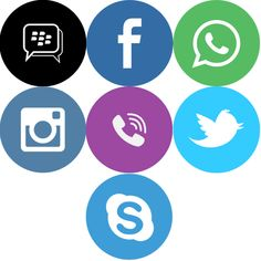 Social Media (BBM, Facebook, WhatsApp, Instagram, Viber, Twitter and Skype): You are able to see every like, comment, message, tweet, text and any other activity available on these social media apps.