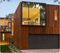 Noem Self Build Houses, Cabins In The Woods, Construction, Decoration, Modern Architecture, Landscape Design, Building A House, Beach House, Shed