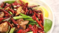 You'll find the ultimate Ching-He Huang Sichuan Chilli Chicken recipe and even more incredible feasts waiting to be devoured right here on Food Network UK.