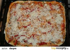 Home Baking, Your Recipe, Quiche, Italian Recipes, Cooking Tips, Healthy Snacks, Food And Drink, Appetizers, Yummy Food