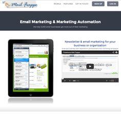 Empresa: Corproación eDesigns, S.A.  Role: Plataforma Email Marketing.  Web: www.mailfrappe.com