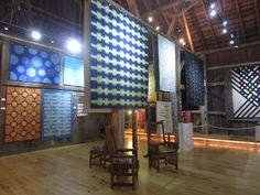 Wisconsin Museum of Quilts in Cedarburg WI  Great place to visit!