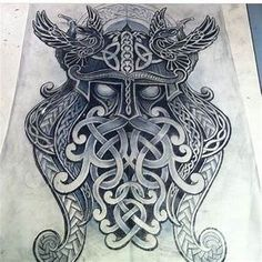 ancient raven tattoo designs - Results For Yahoo Image Search Results