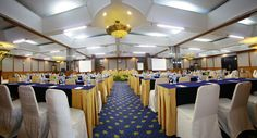 Stunning the Jayakarta Bandung Suite Hotel with Great City View : Jayakarta Bandung Suite Hotel Convention Hall
