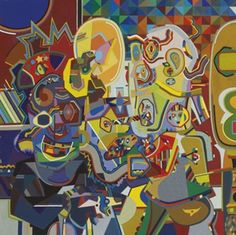 abstract expressionism 1950's -