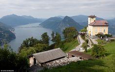 Lugano, Switzerland by Anna Kovaleva on 500px