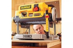 Woodworking Tools Your benchtop planer takes a beating in normal use. Give it routine maintenance for glassy-smooth results board after board.