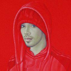 Salustiano Garcia Cruz - Contemporary Artist - Spain - Red.