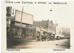 Chattanooga, Tennessee/Rossville, Georgia.