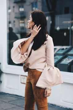 Bell sleeves, hug you blog