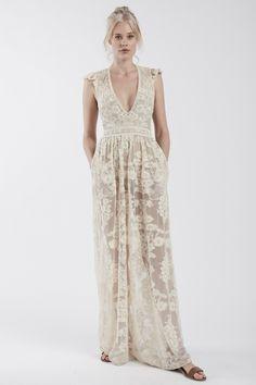For love and lemons-Violetta Maxi Dress