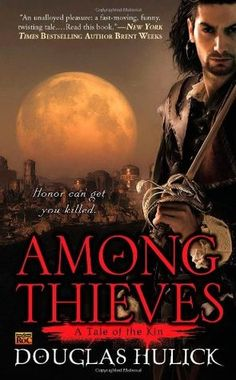 Among Thieves (Tales of the Kin, #1) by Douglas Hulick  One of my all time favorite books. 10/10 would recommend to anyone and everyone. (okay not everyone, not kids, everyone else though)