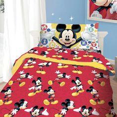 juego de sbanas mickey mouse licencia oficial disney marca