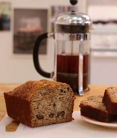 The best banana bread recipe...EVER.